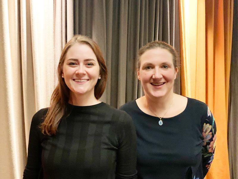 Vorbildlich, Maria Mittendorfer, Lisa Boje