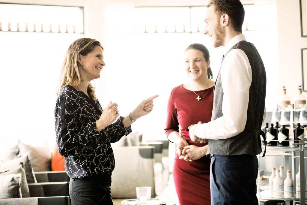 Mitarbeiterführung in der Krise, die Hotelharmonisierer, Lisa Boje