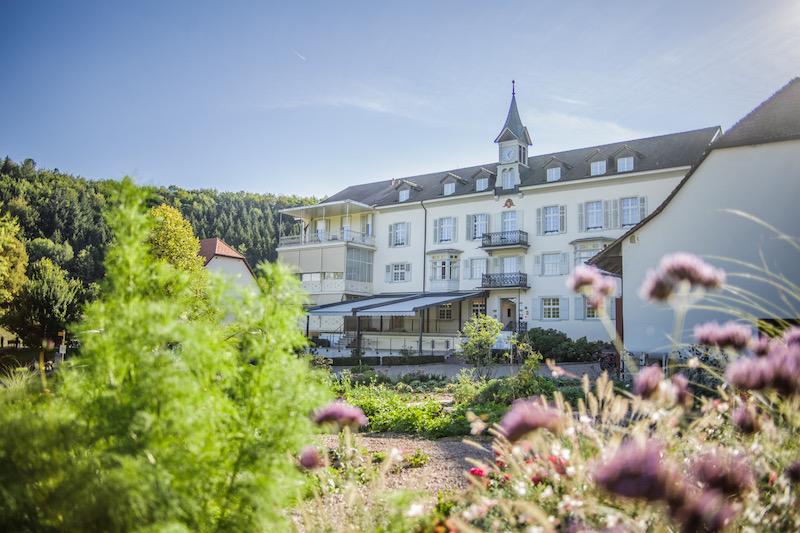 Hotel in der Natur, Stéphanie Häring