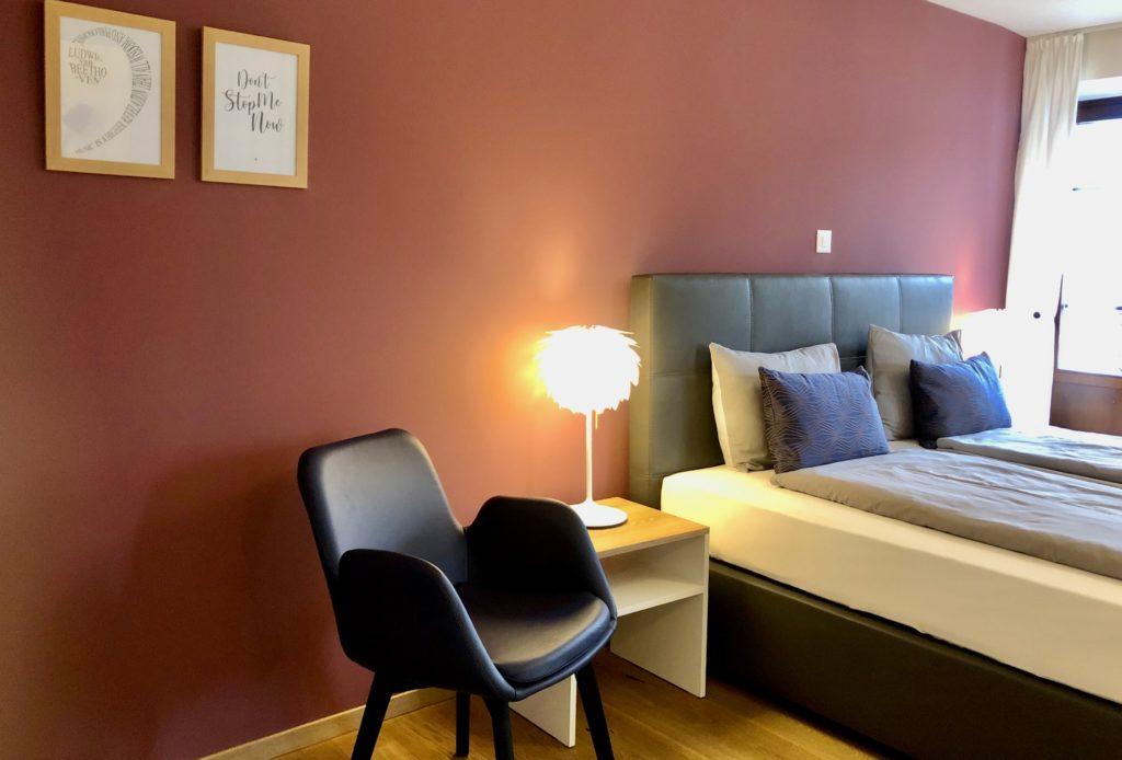 Doppelzimmer Hotel San Bernardo