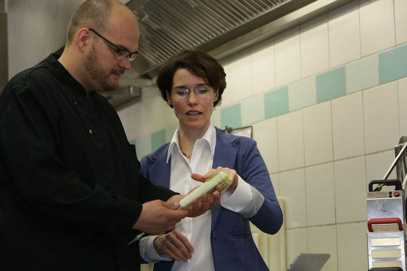 Preisverhandlung führen, Annik Rauh, Lisa Boje