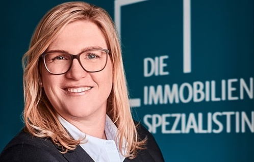Immobilien-Spezialistin Juliane Bachmann Profilfoto