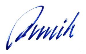 Annik Signatur