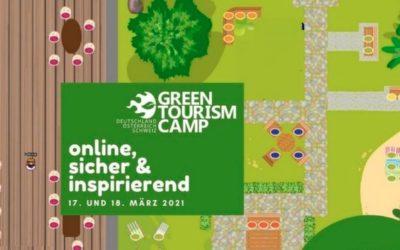 🎙️  Ökologischer Tourismus: das GreenTourismCamp wappnet die Gastgeber-Branche für die Zukunft.